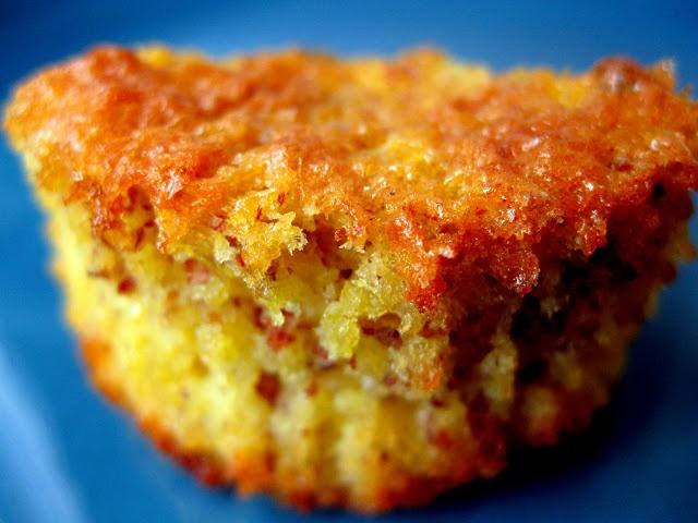 Gluten Freedom: Flourless Orange Almond Cupcakes