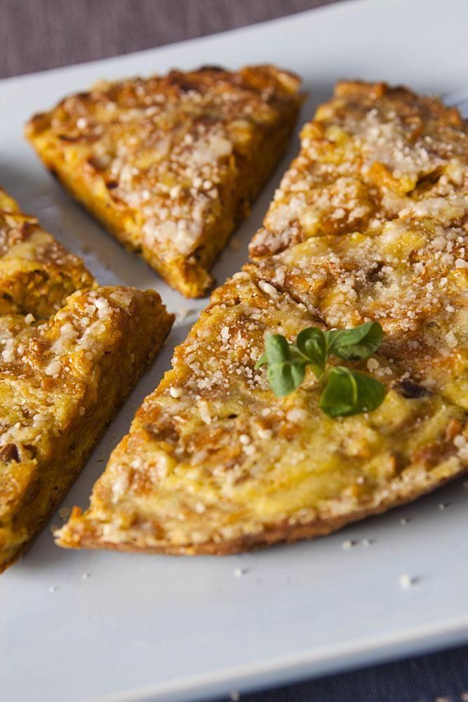 Potato Frittata #GamedayParmesan | Parmesan.com Game Day Favorites ...
