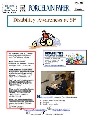 discrimination disabilities essay