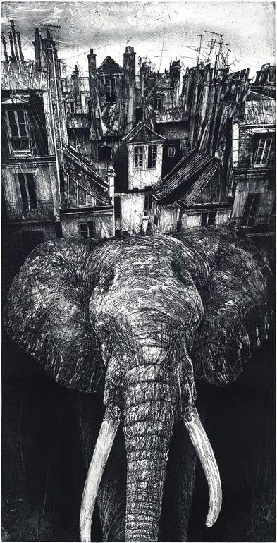 bastille elephant