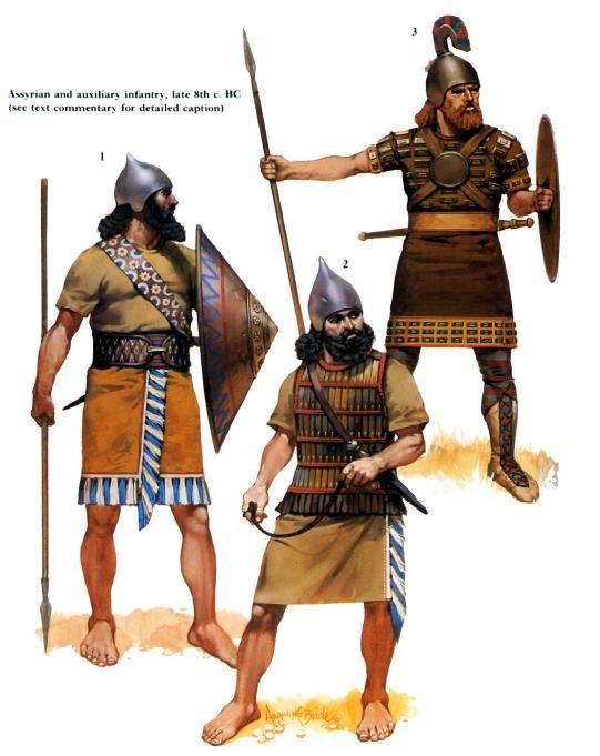 Assyrians | War...