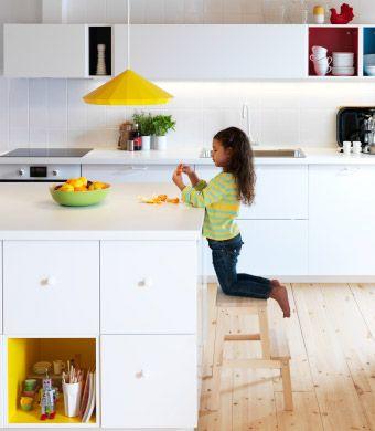 Awesome Cocinas Ikea Metod Html More Ikea Method Kitchen ...