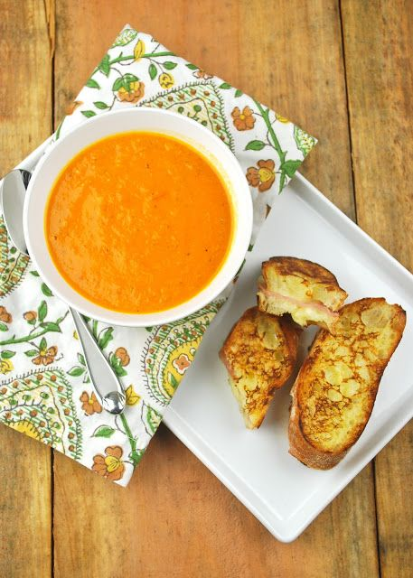Roasted heirloom tomato soup | Preserving | Pinterest