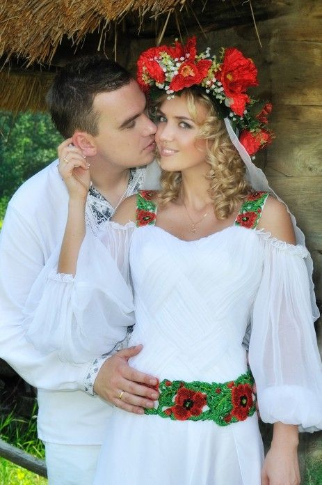 Ukraine dating and marriage customs
