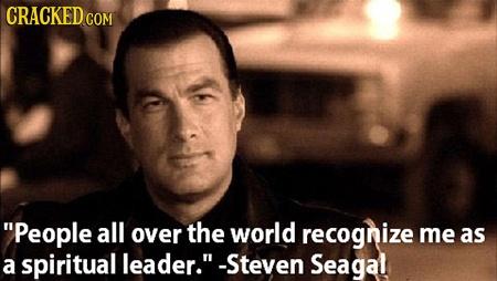 Seagal movie quotes