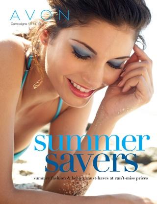 Avon catalogs this summer reanimators