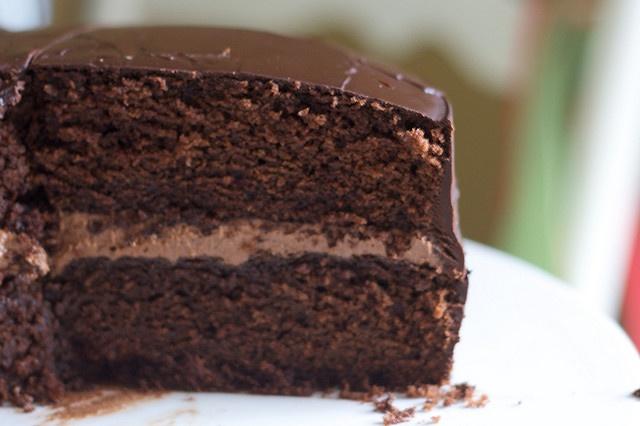 Vegan Chocolate Cake | Favorite Recipes part 2 | Pinterest