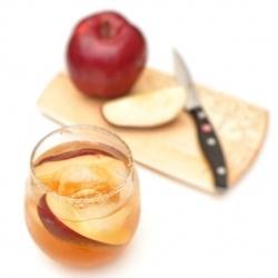 apple cider + ginger beer + vodka. yum. | Food Inspiration | Pinterest