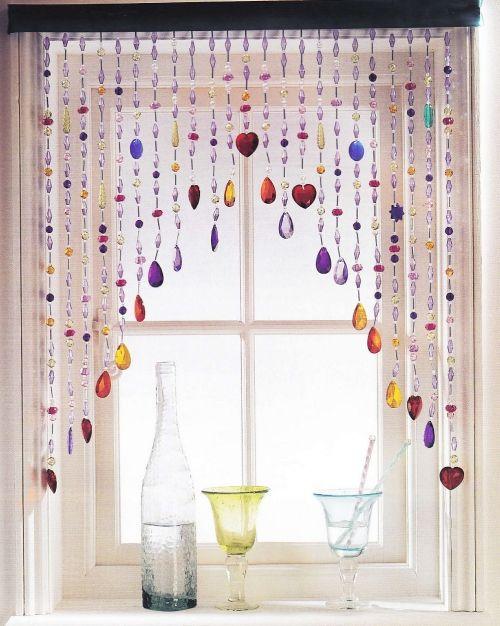Как декорировать шторы своими руками 78