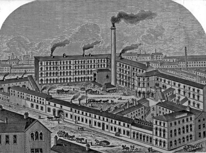 Old factory erb pinterest for Timetable 85 sheffield