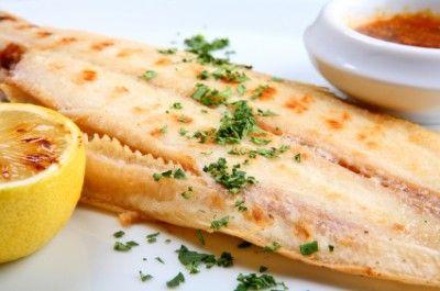Sole Fillets with Lemon Parsley Butter | Italian Cuisine | Pinterest