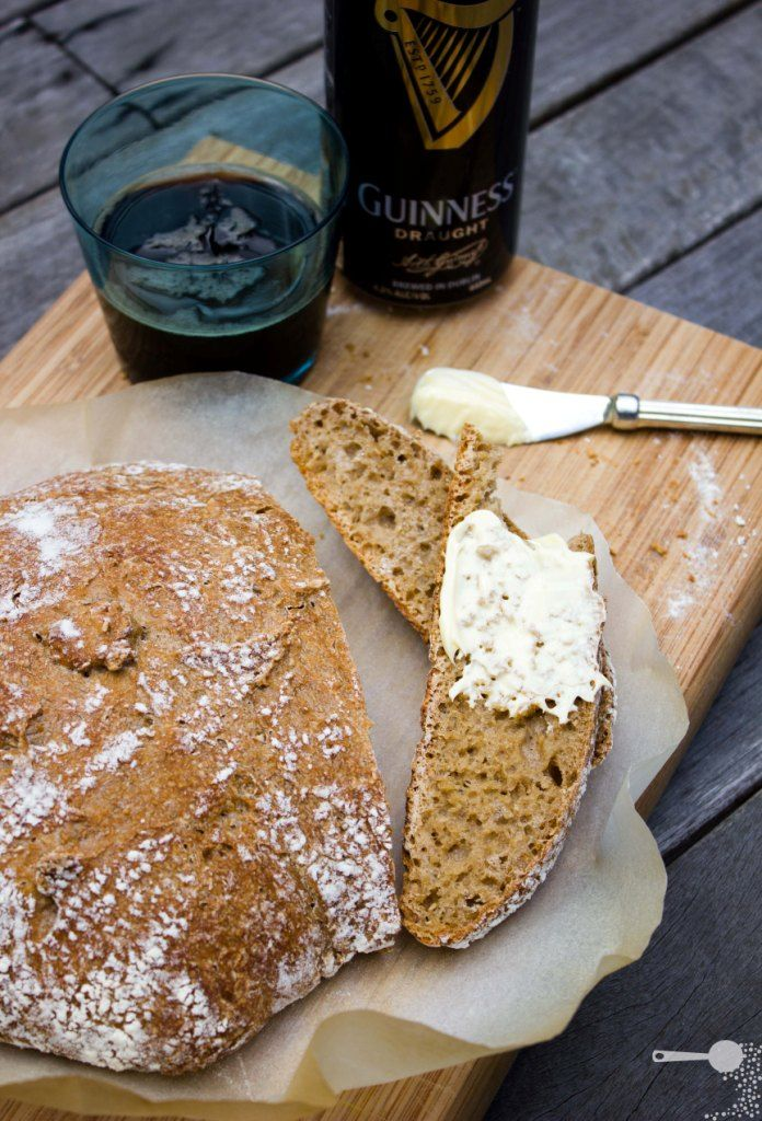 Guinness bread for St Patty's Day