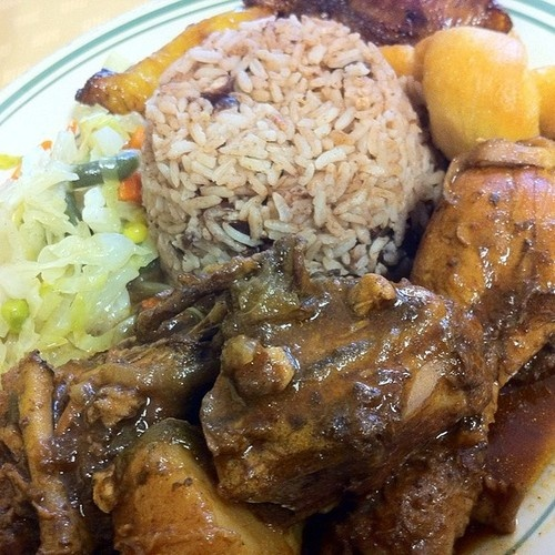 Jamaican Brown Stew Chicken | Food, YUM! | Pinterest