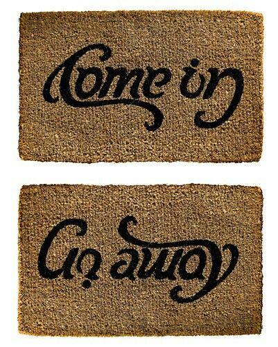 Come In Or Go Away Door Mat Diy Crafts Pinterest