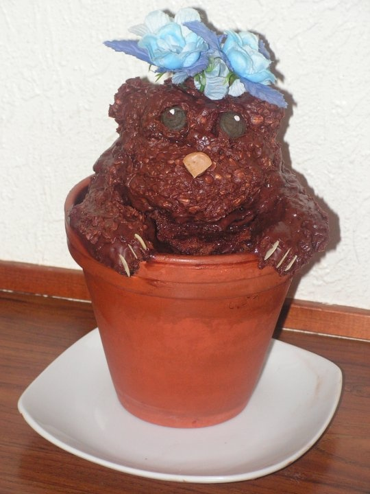 Groundhog-day cake | Groundhog Day | Pinterest