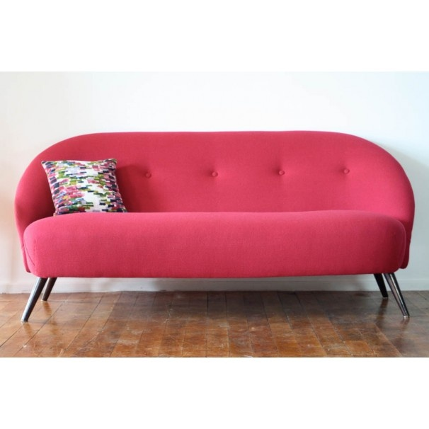 1950's cocktail sofa