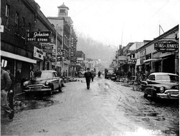 Hazard (KY) United States  city pictures gallery : vintage view of Main St. | Old photos of Hazard, Ky | Pinterest