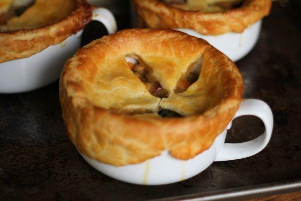 Pancetta, White Bean & Chard Pot Pies – A Smitten Kitchen Recipe