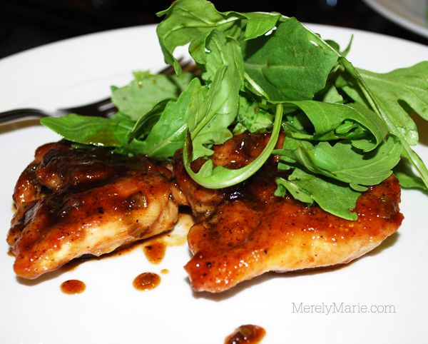 Apricot Balsamic Glazed Chicken Recipe | FOOD! | Pinterest