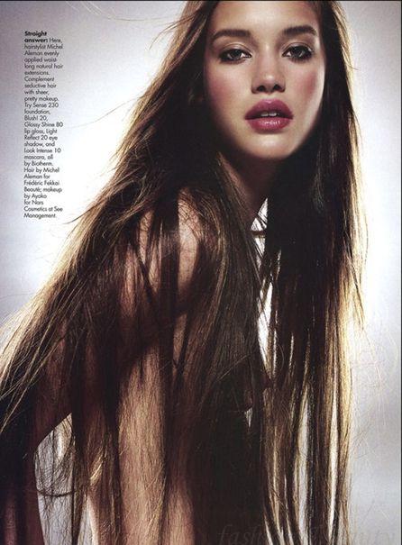 hair cuts for long hair | Fashion is less money | Pinterest