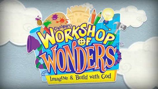 Cokesbury's workshop of wonders 2014 vbs