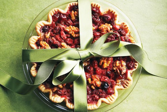Cranberry Walnut Pie | dolce | Pinterest