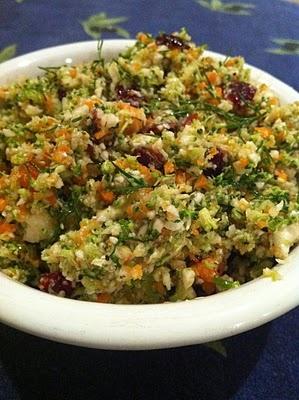 Vegetable Detox Salad - I'm making this soon!!