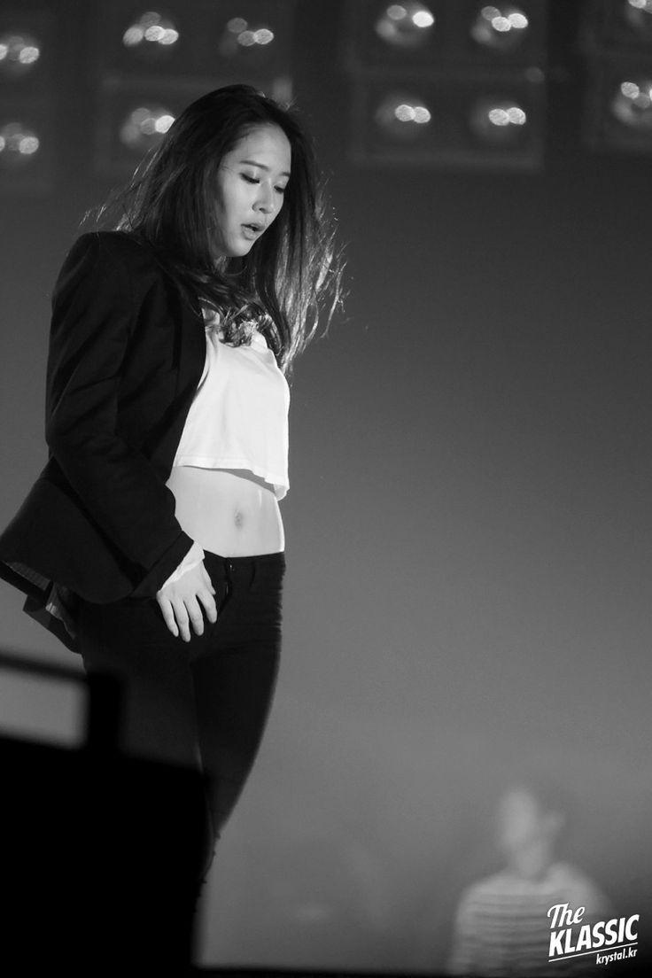 Fx Krystal | F(x) Krystal's abs | Pinterest F(x) Krystal Abs
