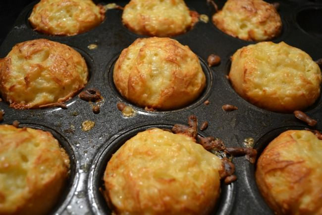 Sharp Cheddar Popovers | favorite recipes | Pinterest