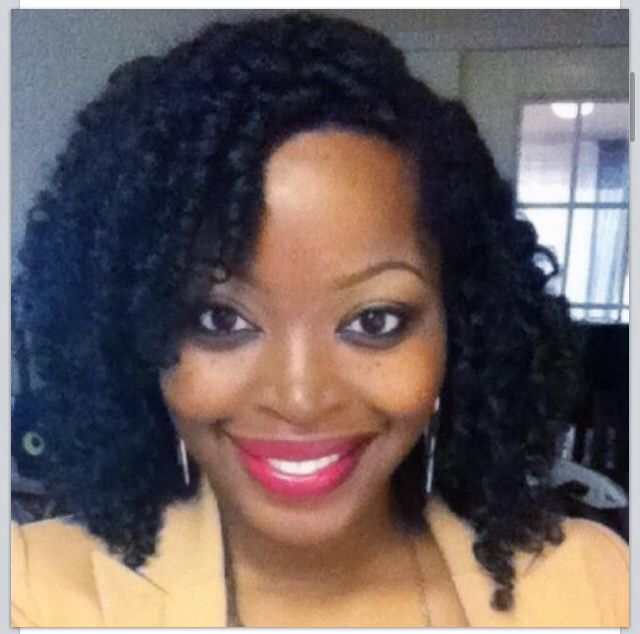 Ms Naturally Marys twin sister rocking crochet braids.. Check out the ...