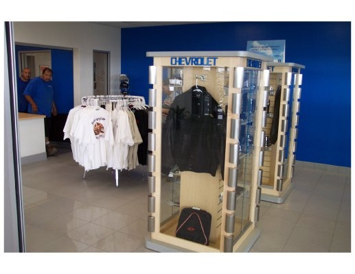 retail displays for three way chevrolet cadillac bakersfield ca. Cars Review. Best American Auto & Cars Review