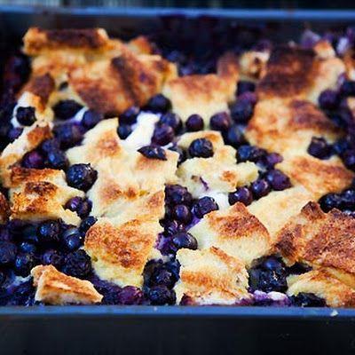 Blueberry Maple Breakfast Bake | Yummy | Pinterest