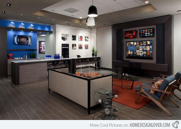 15 modern day living room tv ideas interior design for Modern day living room designs