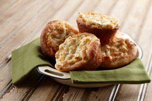Parmesan Herb Batter Rolls | All Things Bread | Pinterest