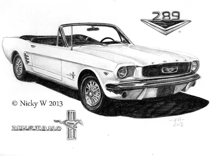 Ford Mustang first generation  Wikipedia