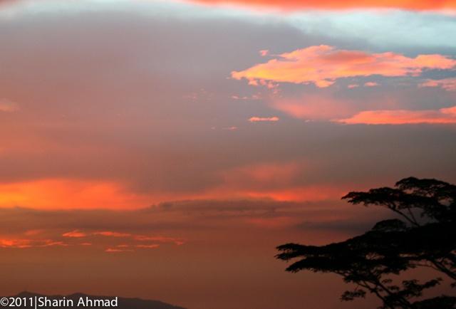 Sunset@Guilin