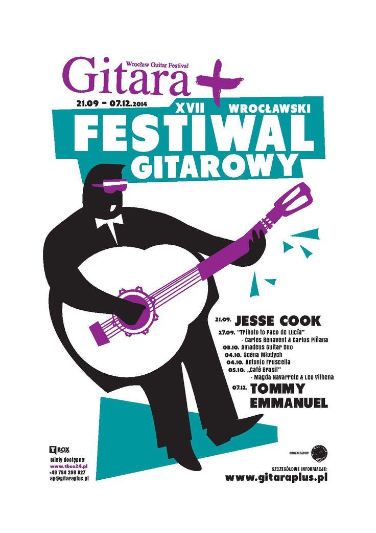Wrocławski Festiwal Gitara Plus