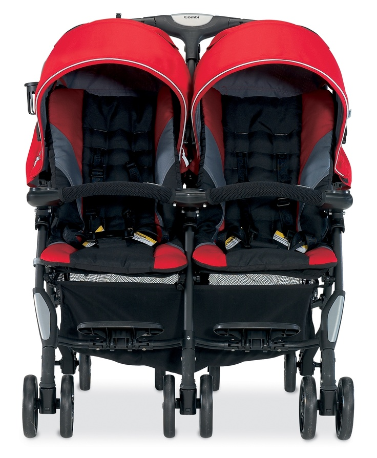 The Combi Twin Cosmo in Red