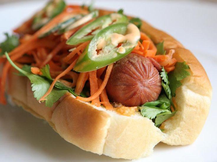 Banh Mi Hot Dog | Recipe