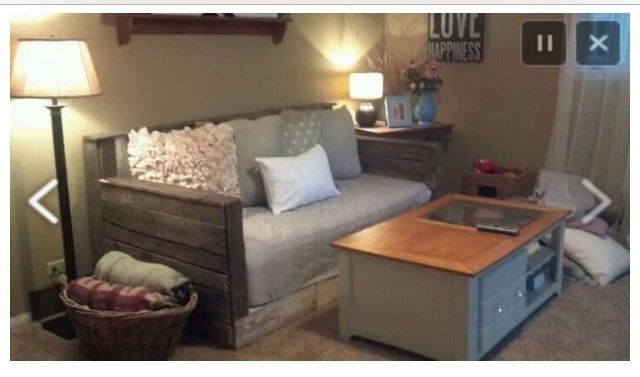 indoor pallet furniture reuse of pallets pinterest