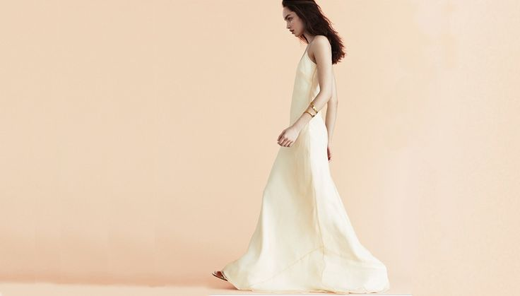 Wedding dresses and jumpsuits for forward thinking brides