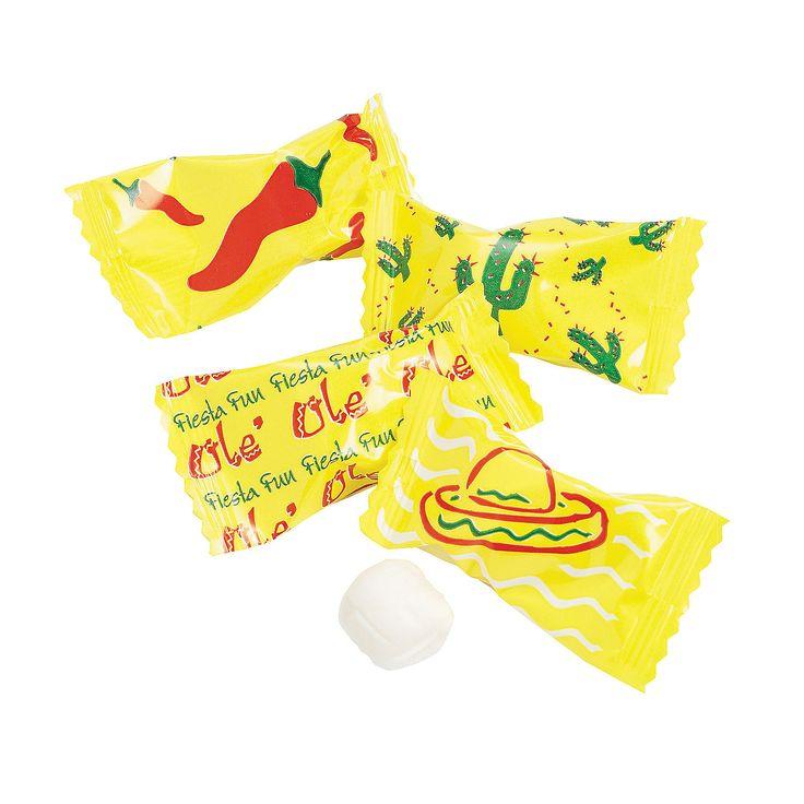 Fiesta Buttermints. Buttermints taste better in fiesta wrappers! Ideal ...