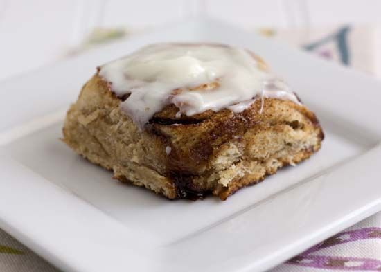 Light Everyday Cinnamon Rolls from America's Test Kitchen Healthy ...