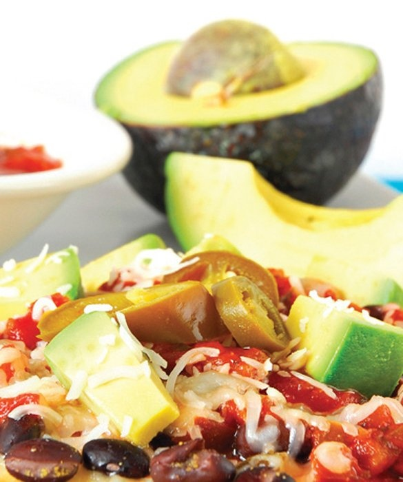 Tostadas With Avocado. Looks delicious! | Messy Kitchen Delights | Pi ...