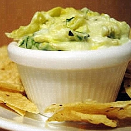 Hot Artichoke & Spinach Dip | Low Carb Creations | Pinterest