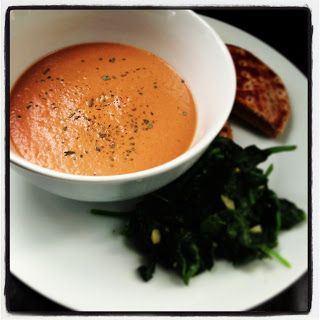 Delicious Yet Nutritious: Quick Creamy Vegan Tomato Bisque