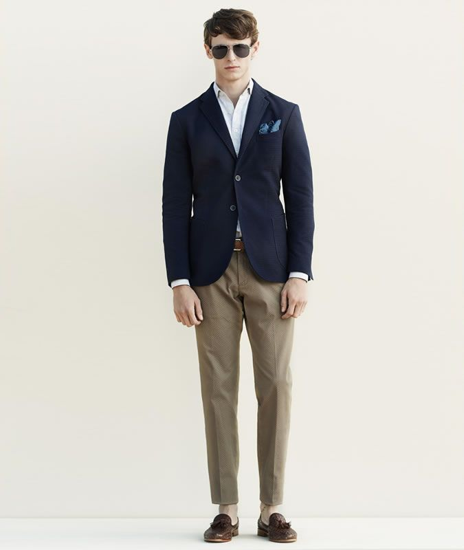 10 Foolproof Blazer And Trouser Separates Combinations