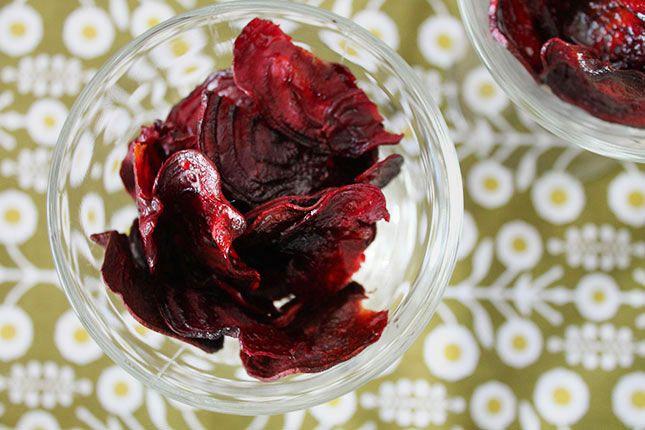 Beet chips! | Yum | Pinterest