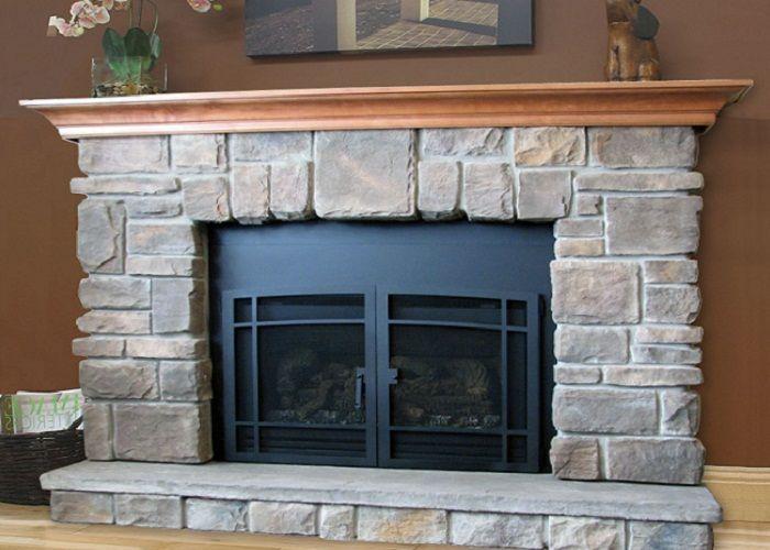 Elk Ridge Stone Fireplace Mantel Kits Fireplaces