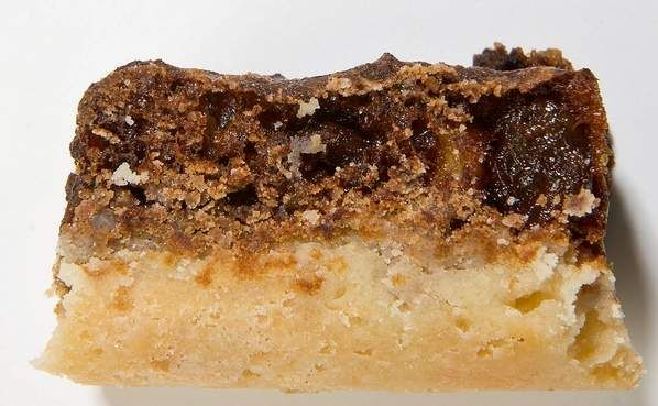 Walnut Shortbread Bar - Test kitchen notes: The sweet, buttery cookie ...